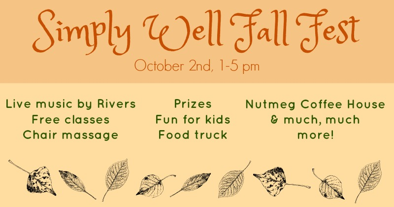 Simply Well Fall Fest